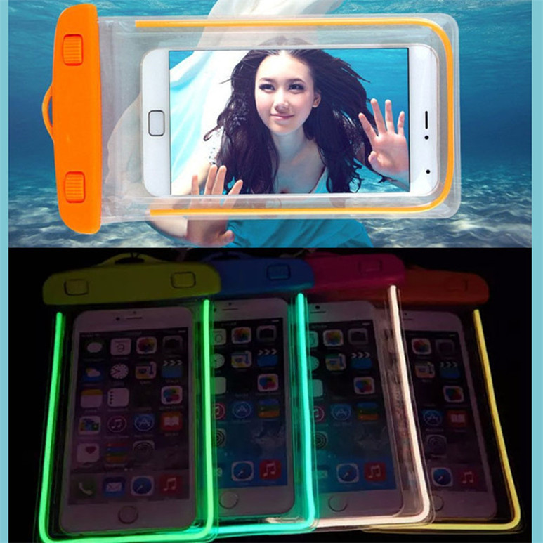 100%sealed waterproof phone case for iphone 6 plus for iPhone7, for Samsung S6,S7, fit for siwmming,surfing,under water sports(China (Mainland))