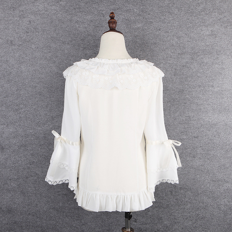 blouse chiffon Picture - More Detailed Picture about New Women ...