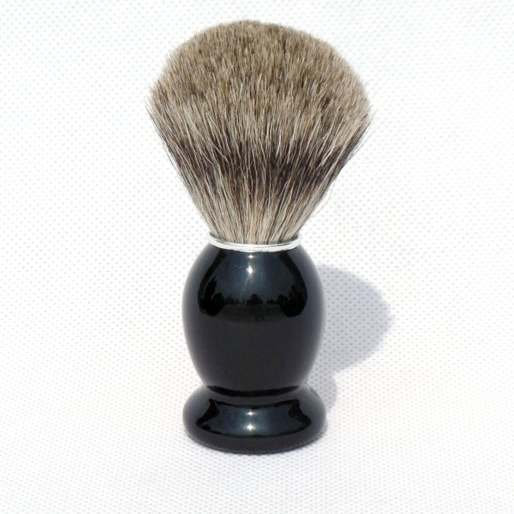 Pure Badger Hair Shaving Brush Shave Beard Brushes With
