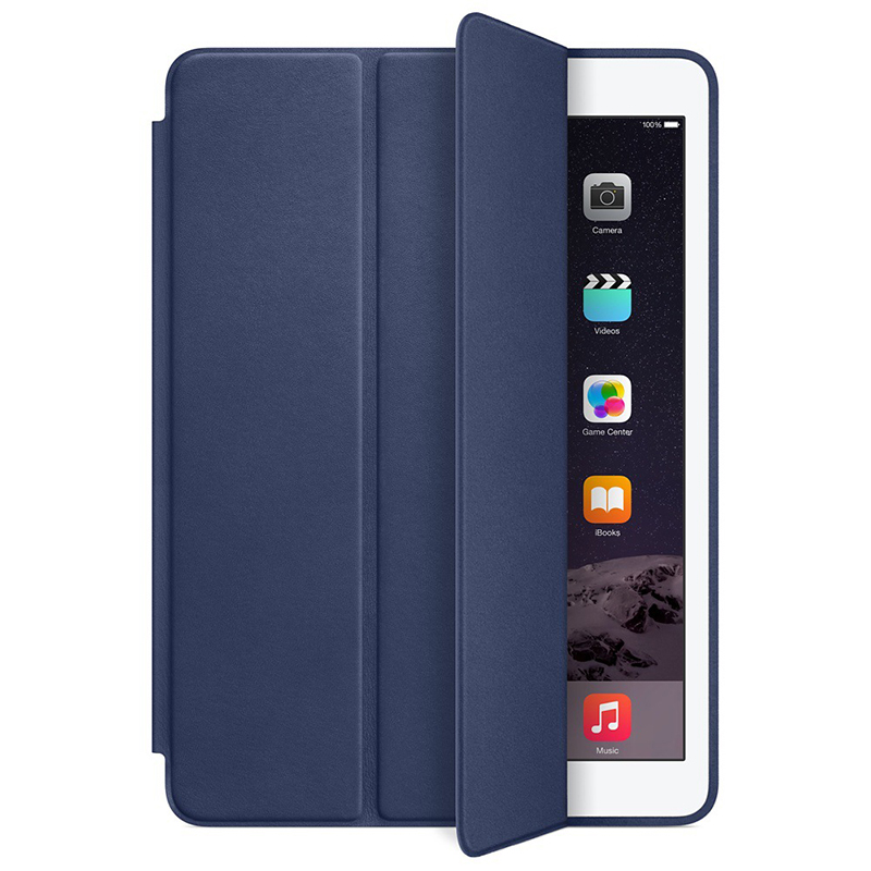 Ultra Slim Cover for Apple iPad pro Smart Case For iPad pro 12.9inch Simple Business Imitation official PU Dormancy Tablet Stand<br><br>Aliexpress