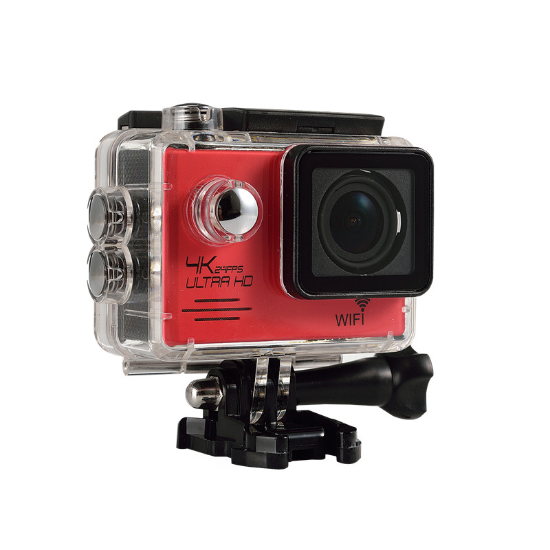 Sports Action camera 4K 3840*2160P/24FPS 16MP 2.0