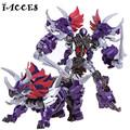 Cool Robot Car Transformation Toys Movie 4 Dragon Action Figures Boy Toys Anime Brinquedos Model Juguetes