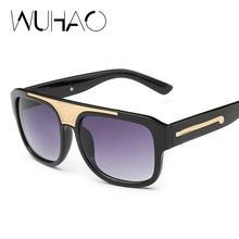 Medusa Vintage Polarized Sunglasses Women Brand Designer Sunglasses Oversize Rectangle Retro Vintage Oculos Goggles UV400 WH462(China (Mainland))