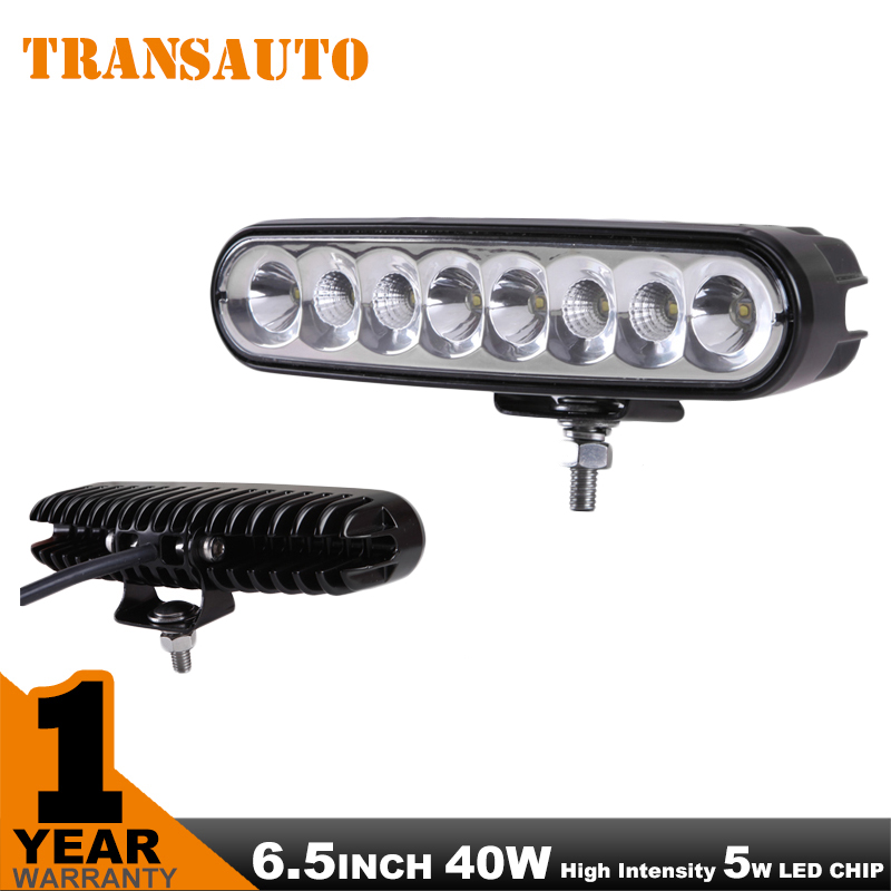 40W LED WORK LIGHTS 4x4 DAY TIME RUNNING COMBO BEAM FOR OFFROAD TRUCK ATV REVERSE MOTORCYCLE LIGHT SECKILL 18W/27W - Ningbo Lite Way Car Accessories Co.,Limited store