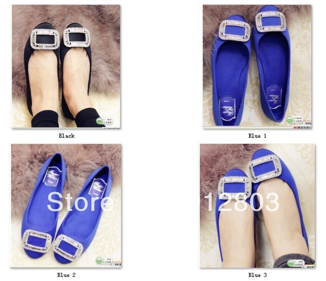 [ANYTIME]Original Brand - New arrival Popular Women's GENUINE LETHER Flat Shoes, Ladies Fashion Casual Flats, 3 color