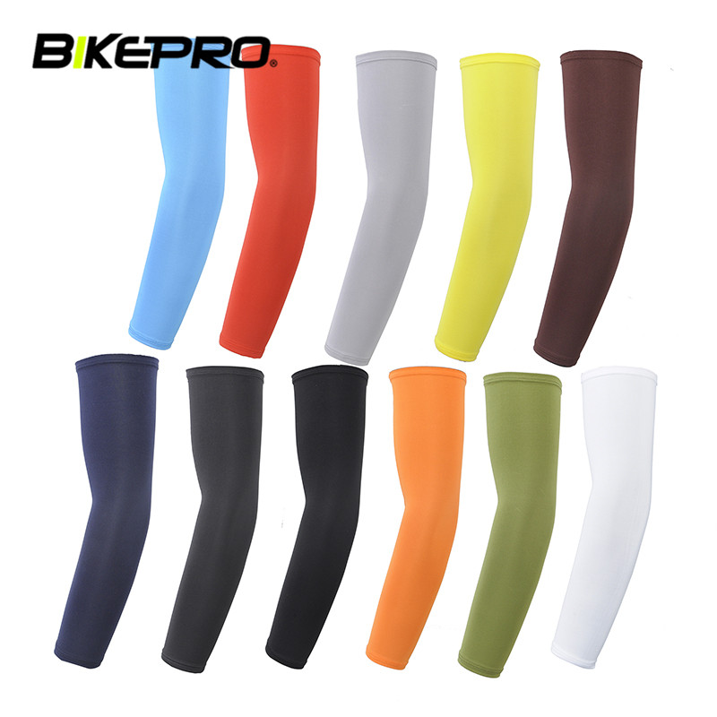 Running Basketball Hiking Cycling Arm Warmers Sleeves Cover Road Bicycle Bike Riding Climbing Breathable UV protectionSleevelet%