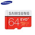 Original SAMSUNG Micro SD card Memory Card 64GB Class10 TF Card C10 80MB S SDXC UHS