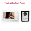 7 TFT Wired Color Video door phone Intercom Doorbell System IR Kit Speaker Phone Camera Monitor