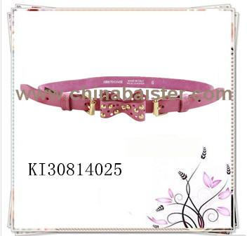 KI30814025 Kid belts belts without buckles(China (Mainland))