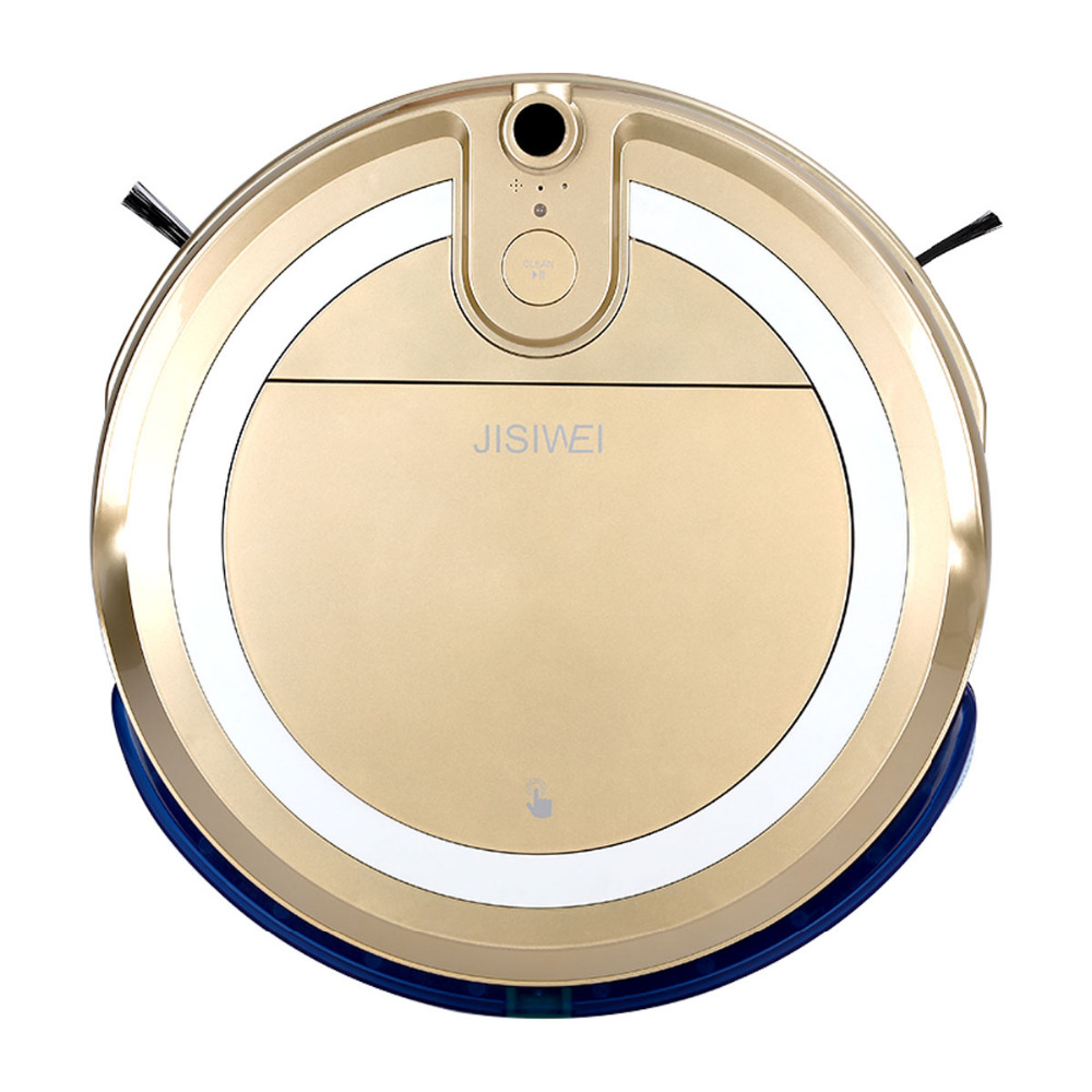 JISIWEI I3 Vacuum Cleaner Robot With Wet and Dry function Suitable for Different Floor(China (Mainland))