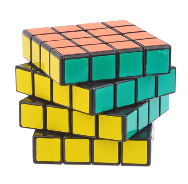 Купить Игрушки и Хобби  ShengShou V3 4x4x4 62mm Magic Cube Puzzle Speed Cube Educational Toys 2 Colors For Children