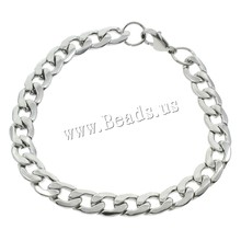 Buy YYW 2017 New Fashion Punk Rock Cool Classical Bangles Link Bracelet Stainlss Steel Mens Bracelet Lobster Claps Chain Bracelets for $1.02 in AliExpress store