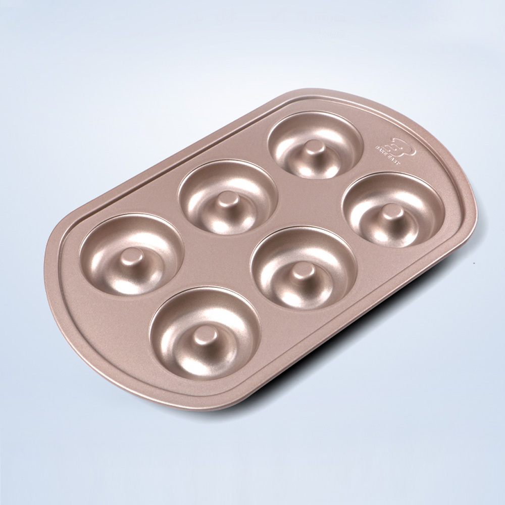 ROSQUILLAS DE HORNO CON PEPITAS DE CHOCOLATE -font-b-Baking-b-font-Mold-Carbon-Steel-Cake-Mold-Non-stick-font-b-Baking
