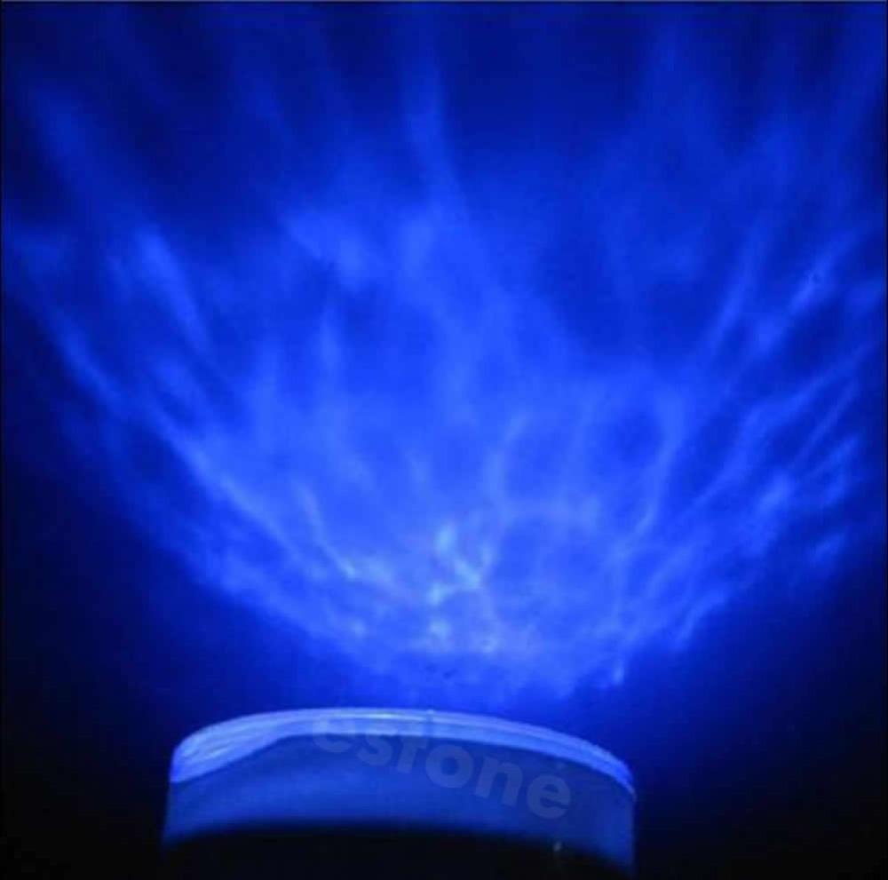 F85 Led Ночник Проектор Океана Дарен Волны Проектор Проекционной Лампы