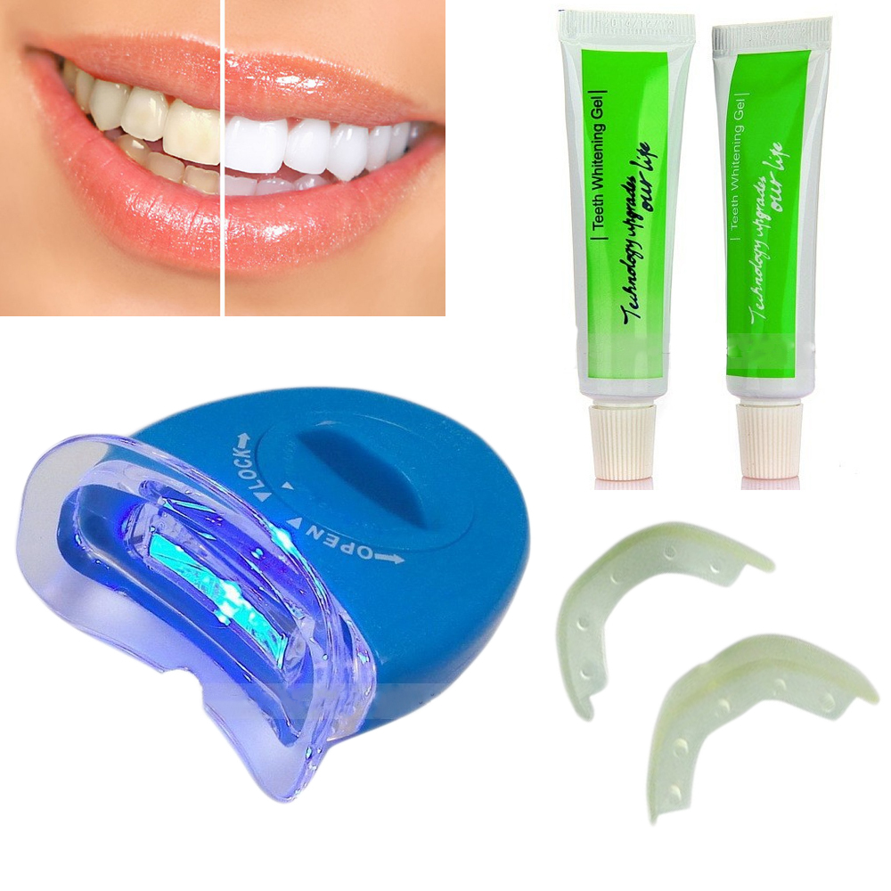 Original White Light Tooth Whitening Teeth Whitening Gel Whitener Dental White Tooth Brightening Tooth Bleaching Whitening Lamp(China (Mainland))