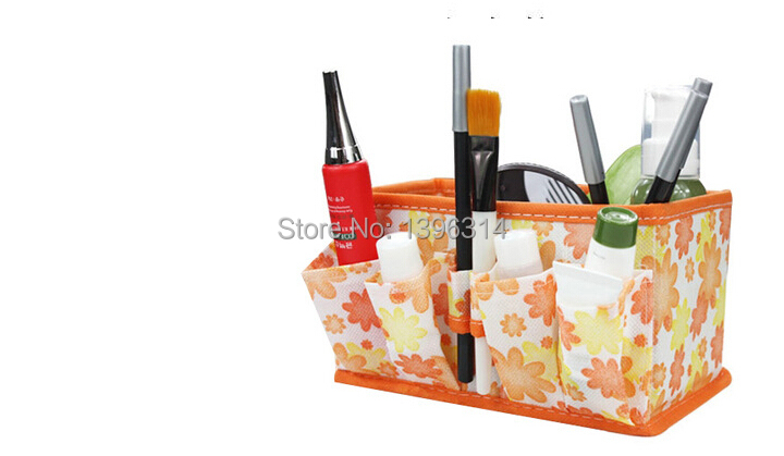 FREE SHIPPING!5piece Girls special cosmetic storage box, cosmetic box jewelry box bag containing small private matter(China (Mainland))
