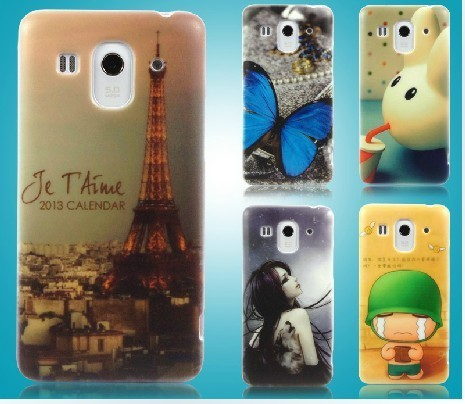 Huawei  g520 mobile phone  case  for HUAWEI   g520 HUAWEI g525 protective case colored drawing shell