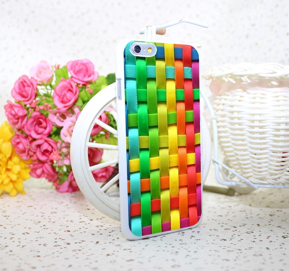 Neon Zebra White Hard Case Cover for iPhone 6 6s plus 5 5s 4 s White Skin Print Series(China (Mainland))