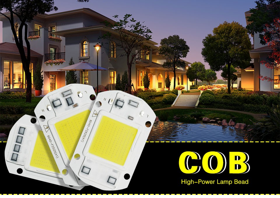 LED COB CHIP LIGHT 220W WHITE WARM  (1)