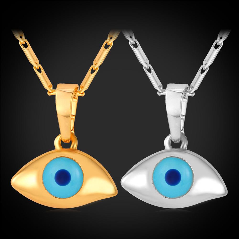 aliexpress buy turkish blue evil eye pendant