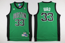 2016 new arrival.Boston Celticed,Paul Pierce,Kevin Garnett,Ray Allen,Larry Bird,Isaiah Thomas,Marcus Smart,Rajon Rondo(China (Mainland))