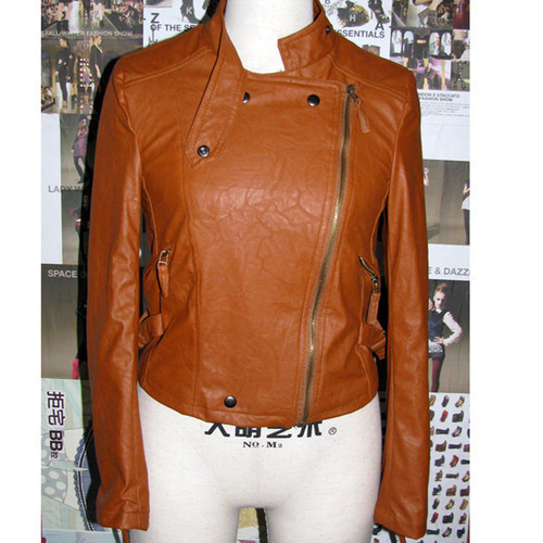 Blazer Coat Womens Fashion Women Brown Blazer