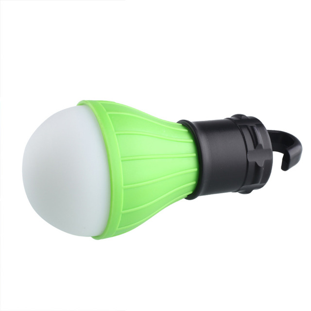 Hanging Outdoors Camping Tent LED Light Bulb