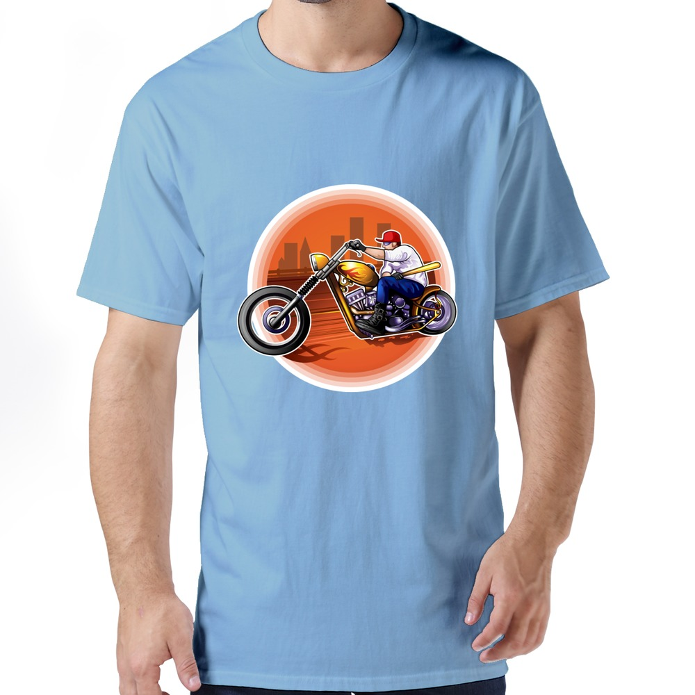 Buy Free Shipping Motorcycle T Shirts 3d