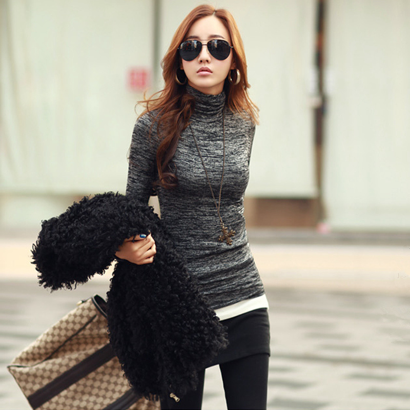 Женский пуловер 2016 SweaterJumper