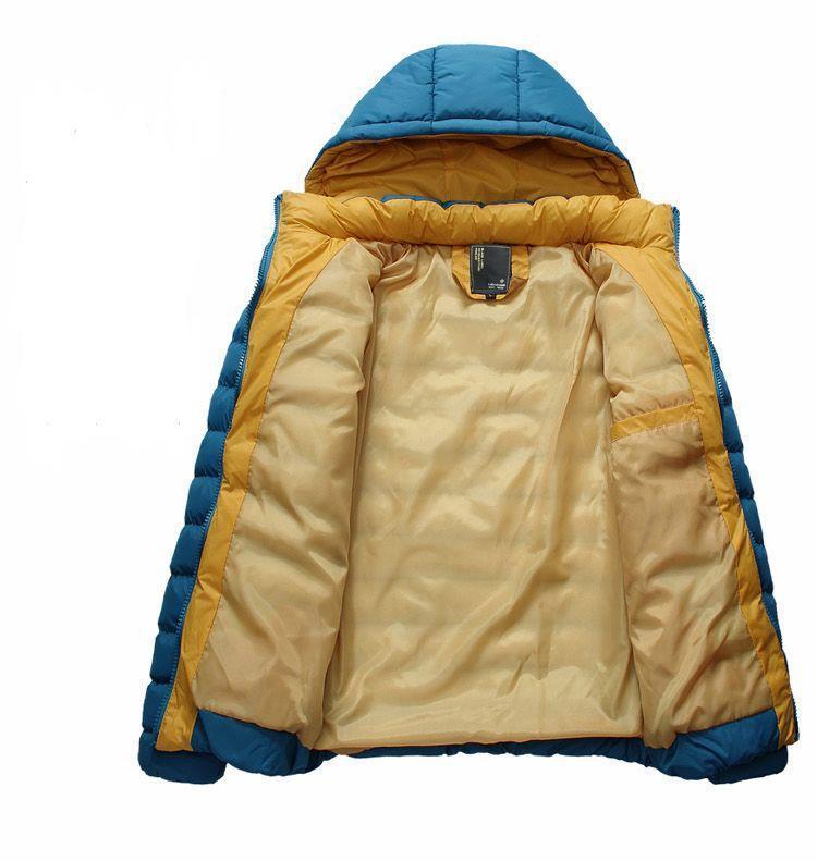 New Style 2015 Winter Jacket Men High Qualtiy Down Nylon Men Clothes Winter keep warm Warm