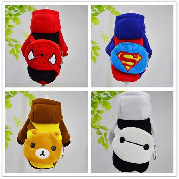 sport sweater dog clothes pet clothes Teddy bear puppies Pomeranian fall/winter wear(China (Mainland))