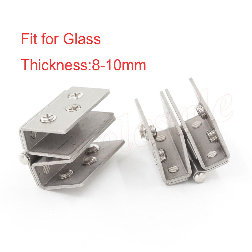 54 x 45mm Glass Hinge Stainless Steel Wholesale Price for 8-10mm Glass Thickness<br><br>Aliexpress