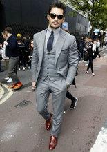Popular Black Men Suits for Weddings-Buy Cheap Black Men Suits for ...