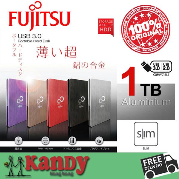 Fujitsu Aluminum USB 3.0 external hard drive hdd 1tb disco duro externo 1to hd disque dur externe harde schijf harici portable(China (Mainland))