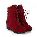 Woman autumn boots 2017 women s casual shoes fashion women flat snow boots non slip women