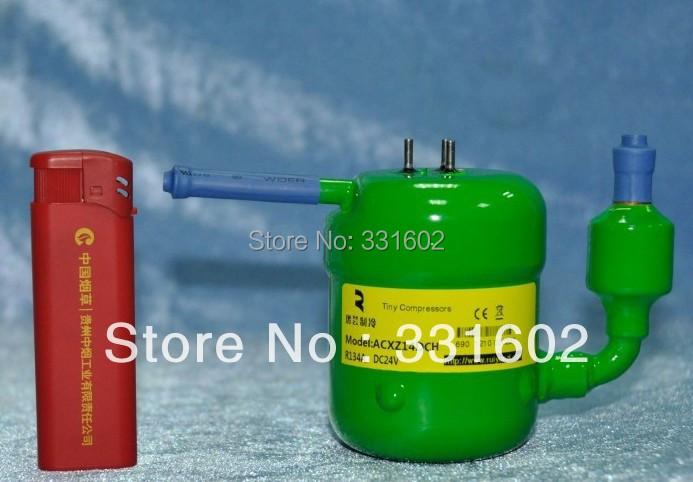ACXZ14DC-H High efficiency Powerful Refrigeration Compressor 150W~500W water chiller,portable fridge, vessel&camping&caravan - Rigid Auto Parts Co., Ltd store