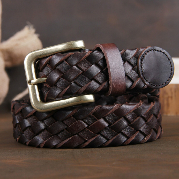 Shop for mens braided leather belts online at Target. Free shipping on purchases over $35 and save 5% every day with your Target REDcard.