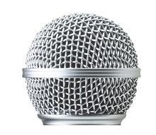 50 pc New Replacement Ball Head Mesh Microphone Grille for Shure SM58 SM58S SM58LC BETA58 BETA58A(China (Mainland))