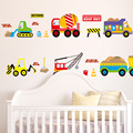 50 70 Korea Cartoon Stickers PVC Stickers Wall Stickers Decorative Painting Children Painting Drop Shipping Plane