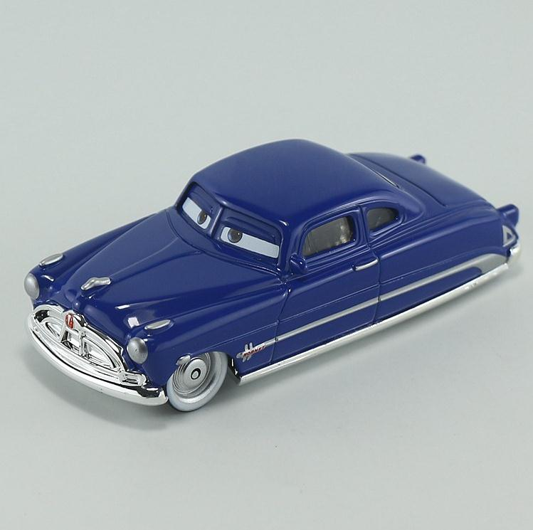 Pixar Cars Diecast Doc Hudson Metal Toy Car For Children 1:55 Loose Brand New In Stock Lightning McQueen(China (Mainland))