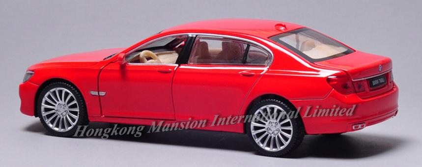 New 132 Car Model For BMW 760Li (21)