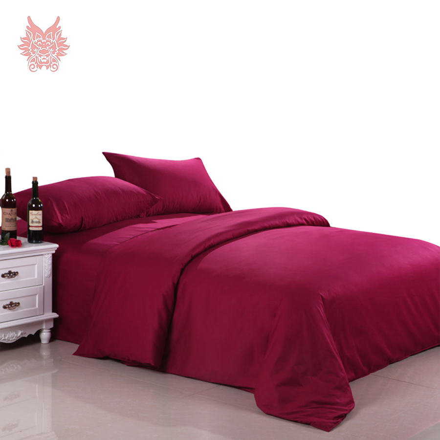 Online Buy Wholesale Red Black Duvet Covers From China Red