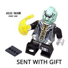 Luvas de Energia Pedras Blocos de Construção Vingadores Thanos Legoinglys 3 Nova Infinito Guerra Homem De Ferro Bloco Marvel Figuras Crianças Brinquedos de Presente(China)