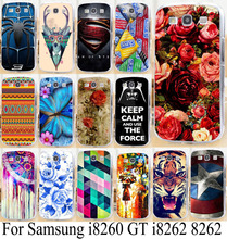 Buy Soft TPU Hard Plastic Cover Cases Samsung Galaxy Core I8260 I8262 4.3 inch GT-I8262 8260 GT i8262 8262 Phone Case Back Hood for $1.28 in AliExpress store