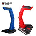 Fashion Sades Gaming Acrylic Headphone Stand Headset Hanger Shelf Rack Earphone Display Holder for Senheiser Headphones