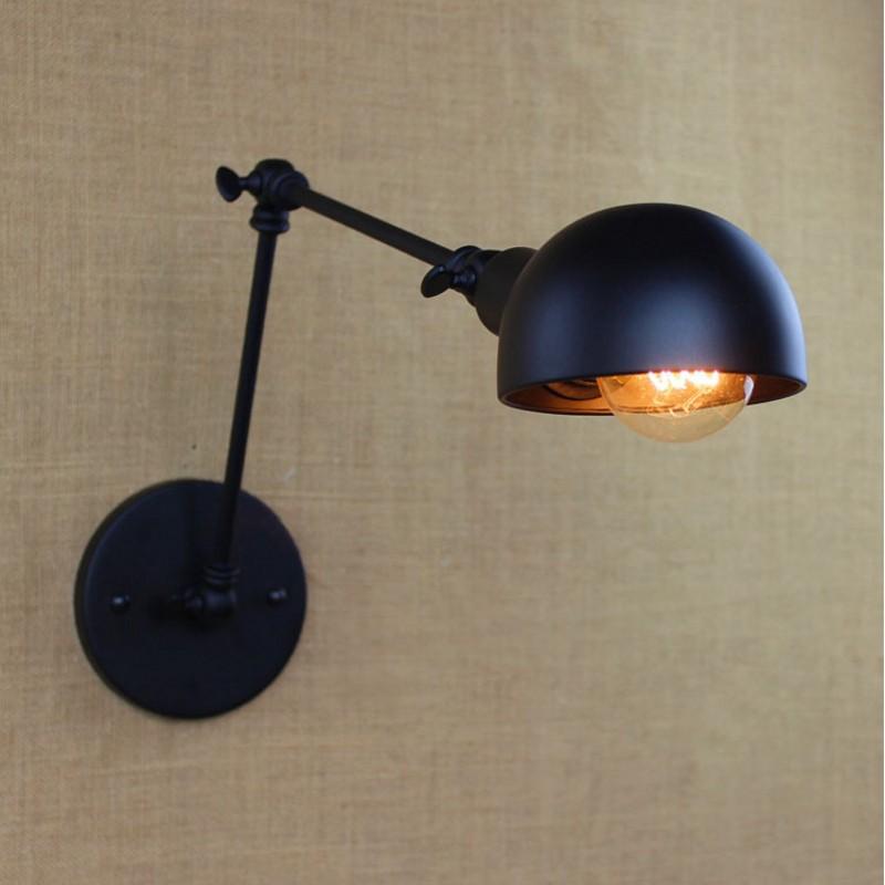 Achetez en gros rustique applique en ligne des for Applique murale industriel style