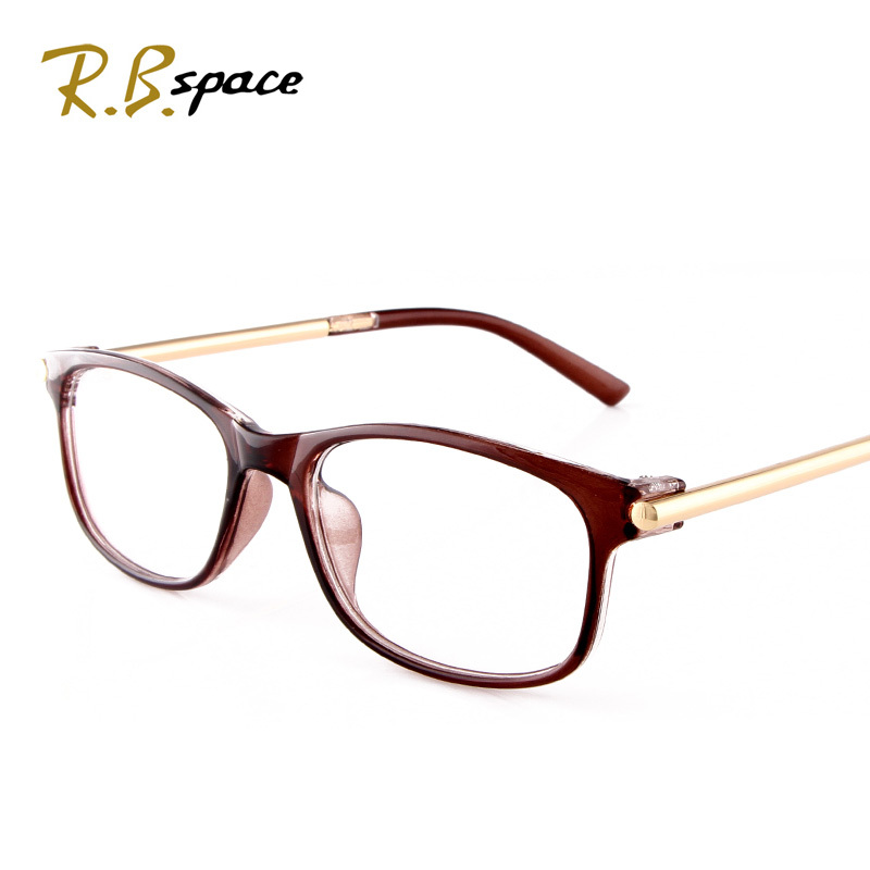 Large Frame Computer Glasses : RBspace Fashion male Women computer goggles radiation ...