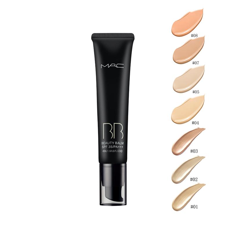 Новый perfect Обложка bb крем солнцезащитный крем отбеливания консилер базы Косметика минеральных bb крем для лица