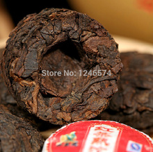 50pcs Spring Menghai Black Tea Flavor Mini Tuo Ripe Puer Chinese Pu Er Tea Women S