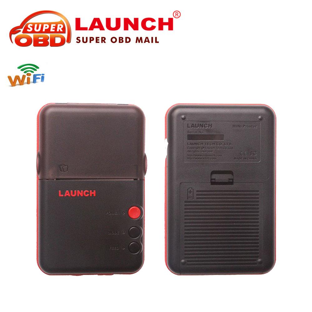 2015 New Original Launch X431 V/V+ X431 Pro Mini Printer plus mini Printer Box Record Work With WiFi Function DHL Free Shipping(China (Mainland))